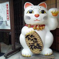 懐かしき昭和 招き猫