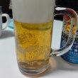 缶ビールが生中に変身