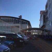 静岡市立会場