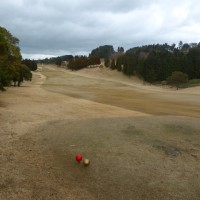 アイランドゴルフクラブでゴルフ