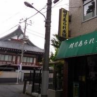 小松菜発祥の地、小松川を江戸川競艇場まで下る。