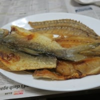 香港の家庭飯~2017年4月14日夕食