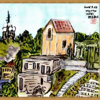 ブルガリア・ルーマニア旅行シリーズ その41 ローマ劇場跡(プロヴディフ)
