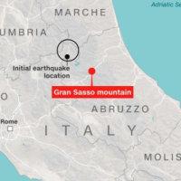 イタリアの受難 経済・天災
