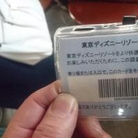 東京ディズニーリゾート調査カード