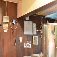 ぐるまん亭で、手造りビールと唐揚げを堪能