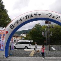 日・タイ・カルチャーフェアin京都
