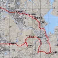 スマホGPS vs GPS専用機の比較(その2)
