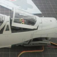 F-4J Ⅱ キャノピーテスト