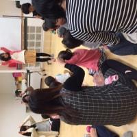サンプラザ中央ライフカレッジ 1歳児の親子知能あそび~日本の森のアロマ~
