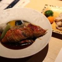 4月20日 高知会館 夕食 ゆっくり味わいたい