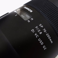 TAMRON SP 70-200mm F/2.8 Di VC USD G2(Model A025)を買っちゃった。