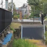 玉川上水を歩く 三田用水分水口