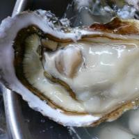 岡山の虫開港の牡蠣