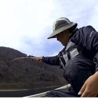 ヒメマス釣り