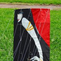 凧の文化 秋雨前線