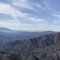 登り初めは塔ノ岳