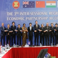 RCEP閣僚会合閉幕 日中の主導権争いはASEAN諸国の支持獲得が鍵