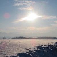 真っ白キラキラ、冷え冷えの旭川