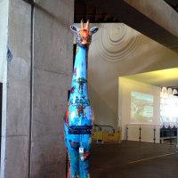 Giraffe…再び?