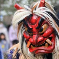 かまくら&なまはげ祭り@ニッケパークタウン