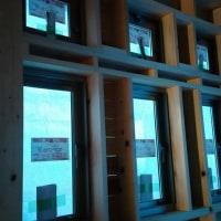光の路をつくることで屋外と屋内の関係が充実する場所に・・・・・吹き抜けの効果と同じように階段部分で透過する光に変化と趣を与えるデザイン設計の価値で魅力を・・・・・。