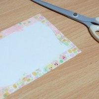 手作りカードを作ってみました