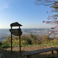 富田林市の金胎寺山
