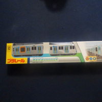 11-Jun-17 西武40000系プラレール