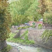 檜原村の北秋川