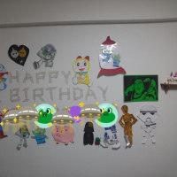 5歳のお誕生日会の巻