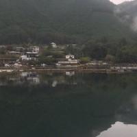 白石湖です
