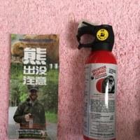 熊に襲われないためのリスク管理・危機管理?