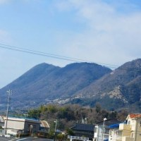 3 観音山(472m:尾道市瀬戸田町)登山  目的地へと