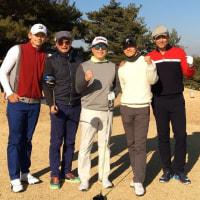 ゴルフです