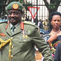 ウガンダの注目すべき人たち
