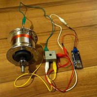 自転車のハブダイナモを発電器としてUSB5Vを出力する