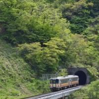 撮り鉄2017part14(大糸線_平岩-小滝)