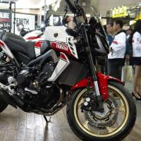 大阪モーターサイクルショー2017に行って来ました。