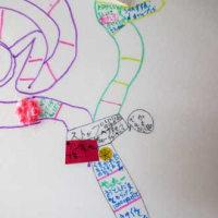 ボードゲーム作り と パパの手作りのしかけ絵本