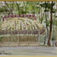 藍那八王子宮 農村歌舞伎舞台   [750]