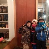 札幌まるやま校「みんなでお泊り」