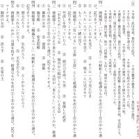 青山学院大学・国語 2 真田丸・おきく物語・茶々(淀殿)