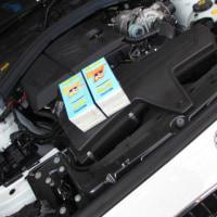 BMW 120/F20、4000Kmのオイル交換。