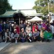 2016年11月度街歩き(元茨木川緑地コース)記録報告