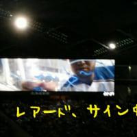 日本シリーズ第四戦。