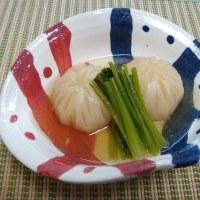 まえかわはるみの家ごはん      春かぶの肉詰め煮 紅青変わり鉢