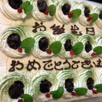 10月ケーキ最終回