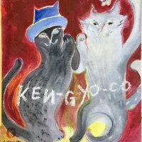 大丸山科の猫展ありがとうございました!