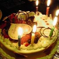 ケーキだけは撮ってきた( 笑)←